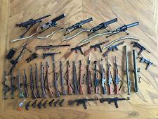 Gi Joe Action Figure Weapons Accessories Lot