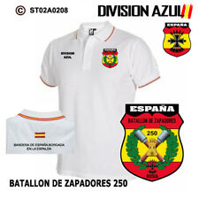 POLOS DIVISION AZUL: BATALLON DE ZAPADORES DE ASALTO 250