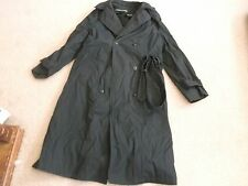 US ARMY  WOMAN'S ALL-WEATHER COAT W/LINER SIZE 10R