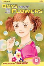 Boys Over Flowers, Volume 18 : Hana Yori Dango YOKO KAMIO