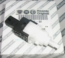 Genuine FIAT 500 / ABARTH 500 New Brake Pedal Light Switch (4 Pin) 46840510