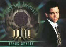 Outer Limits Sex, Cyborgs & Science Fiction Frank Whaler Costume Card Cc6