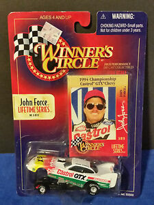 WINNERS CIRCLE 1994 CHAMPIONSHIP CASTROL GTX OLDS JOHN FORCE LIFETIME SERIES 5/8