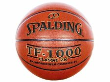 """Spalding TF-1000 Classic ZK Indoor Basketball - Official Size 7 (29.5"""")"""