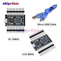 Pro Micro ATMEGA32U4 3.3/5V 8/16MHz USB Controller Board Bootloader for Arduino