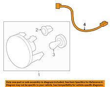 GM OEM Foglight Fog Driving Light Lamp-Harness 15789984