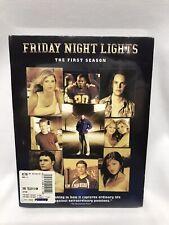 Friday Night Lights: Season 1 2007 DVD Box Set First New Sealed