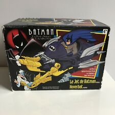 BATMAN ANIMATED SERIES HOVERBAT BOXED SEALED CONTENT EURO BOX VINTAGE KENNER