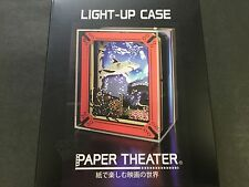 ENSKY PAPER THEATER Light Up Display Case from Japan