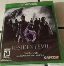 Resident Evil 6 (Xbox One) Brand New Factory Sealed