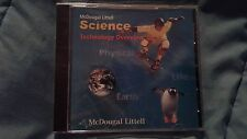 McDougal Littell  Science Technology Overview - CD-ROM - physical - earth - life