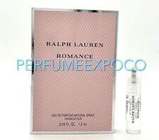 Romance by Ralph Lauren Perfume 0.04oz Eau De Parfum Spray Vial for Women (C38