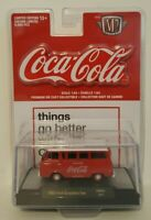 M2 Machines Coca Cola 1965 Ford Econoline Van Limited Edition, NEW