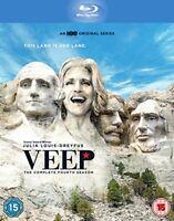 Veep - Season 4 [Blu-ray] [2016] [Region Free] [DVD][Region 2]
