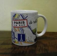 Tazza Mug Ceramica Parigi  collez. pers.