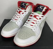 "Air Jordan 1 Mid ""Hare"" 9.5 Pre-Owned"