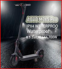 Elektroroller Aluminium E-Scooter 700W 30km Reichweite Faltbar Roller 8.5 Zoll