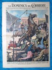 La Domenica del Corriere 20 novembre1949 America - Tokio - Marina Italia