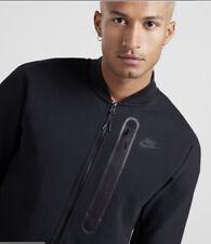 Nike Sportswear Tech Cremallera Completa De Chaqueta De De hombre-Negro Mediano-CZ1797 010