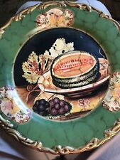 Raymond Waites Decorative Collectors Plates Fruit French Country Melon