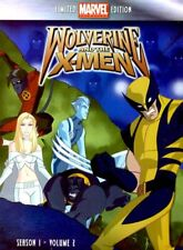 Wolverine And The X-Men (Limited Edition) - Se New DVD