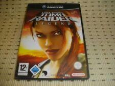 Tomb Raider Legend für GameCube *OVP*