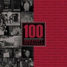 Various Artists - 100 Greatest Scandals / Various [New CD]
