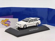 """Autoart 52862 # Ford Sierra RS Cosworth Baujahr 1987 in """" weiß """" 1:43 RAR !!"""