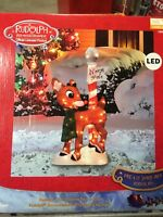 Holiday  Rudolph The Red Nosed Reindeer Outdoor Christmas Yard Decor