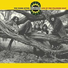 Ten Years After - Live At The Fillmore East (CD, NEW, Sealed)