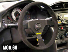 Momo Mod 69 Series with Buttons Suede Steering Wheel 350mm - Genuine Item