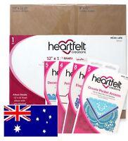 Heartfelt Creations Insta-Album and Decorative Pocket Dies Bundle