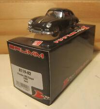 1024. BRUMM R119-02 Porsche 356 coupè 1952 Nero/Black MB 1/43 HALF-PRICE!