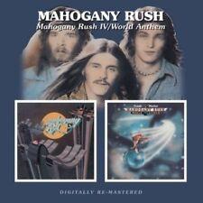 MAHOGANY RUSH - MAHOGANY RUSH 4/WORLD ANTHEM 2 CD NEUF