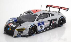 1:18 Minichamps Audi R8 LMS Ultra Winner 24h Nürburgring 2015