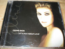 Let's Talk About Love by Céline Dion (CD, Nov-1997, 550 Music)