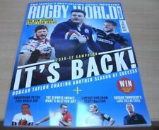 September Rugby Sports Magazines