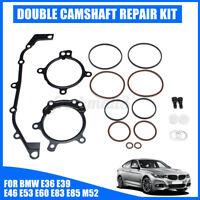 O Ring Seal Convex Repair Kit For BMW Dual Vanos E36 E46 E53 E60 E83 E85 M52 M54