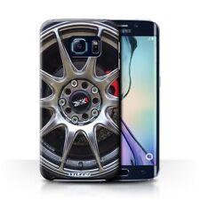 Étuis, housses et coques métalliques métalliques Pour Samsung Galaxy S6 pour téléphone mobile et assistant personnel (PDA)