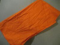 Vintage GI Joe White Tiger Orange Tent