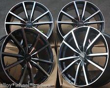 """17 """" BMF FX10 LEGA Ruote compatibile 5X98 ALFA ROMEO 147 156 164 GT FIAT 500L"""