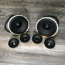 """Aiwa Speakers System Subwoofer Set Replacement Part 120w 6,5"""""""