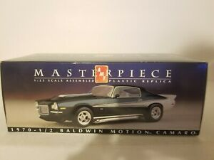 1970 - 1/2 Baldwin Motion Camaro 1:25  Scale Plastic Replica