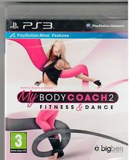 My Body Coach 2 Ps3 Play Station 3 Fitness & Dance