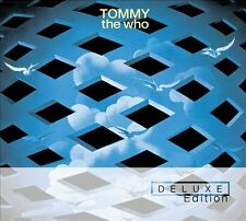 Tommy [Remastered] [2013] by The Who (CD, Nov-2013, Universal) **NOT DELUXE**
