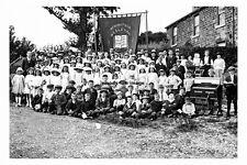 pt5813 - Hemingfield , Wesleyan School , Yorkshire - photo 6x4