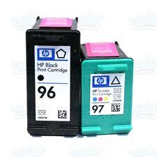 Genuine HP 96/97 Black-Color Ink Photosmart 2610 2710 8038 8049 8050 8150 B8350