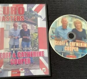 Racing Pigeon Dvd Euro Masters The Winning System Of Geoff & Catherine Cooper