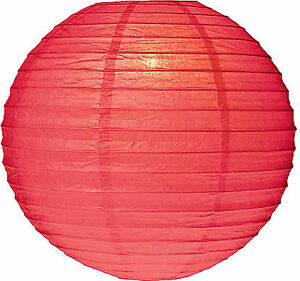"""10X 12"""" round Chinese paper lanterns Wedding Party Floral Lamp Event decoration"""