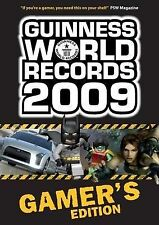 Guinness World Records Gamer's Edition 2009, , Excellent Book